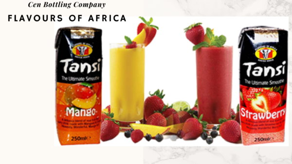 tansi odeigahouse smoothie drink