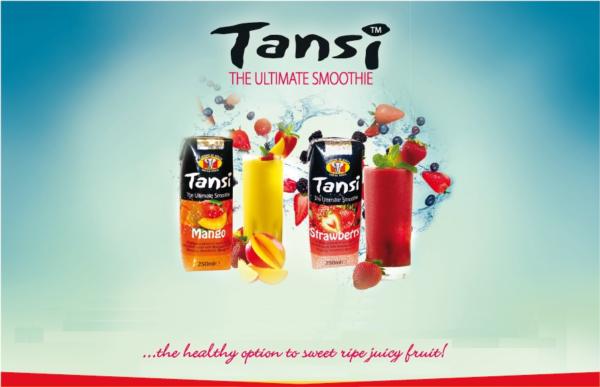 tansi smoothie drink