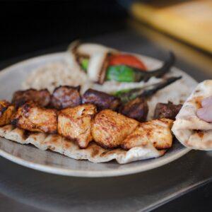 food, dish, meat