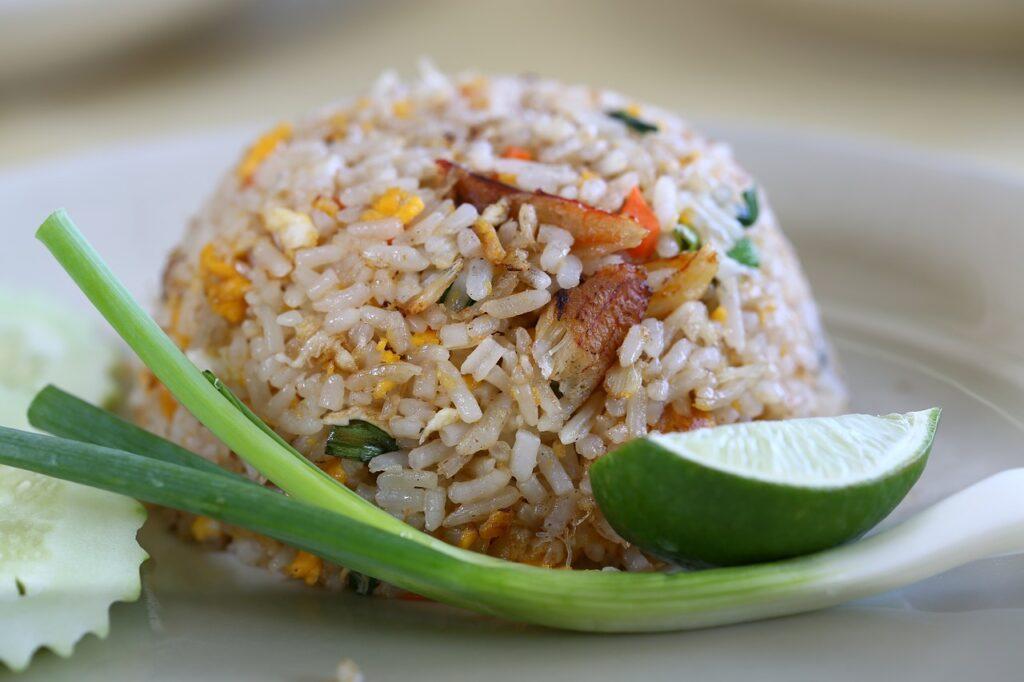 fried rice, thai food, thai cuisine