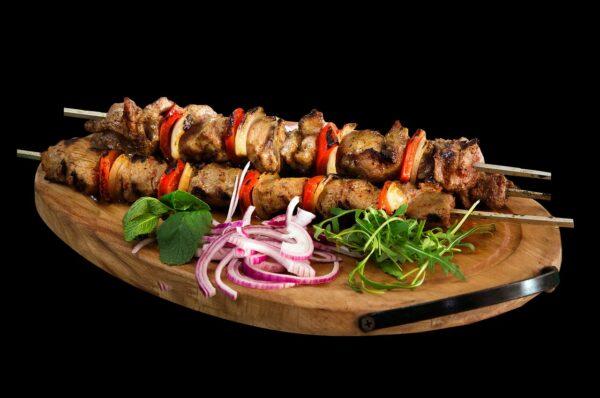 skewer, kebab, barbecue