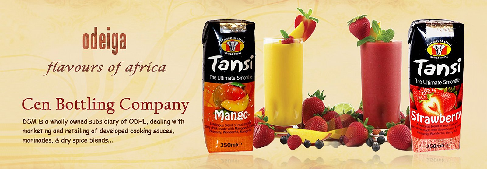 tansi healthy mango smoothie juice