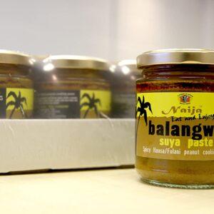 Balangwu suya paste (case of 6)