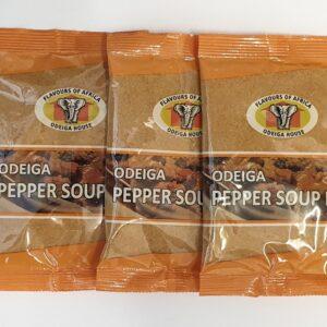 Pepper Soup Mix